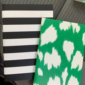 kate spade ♠️ set if 2 notebooks